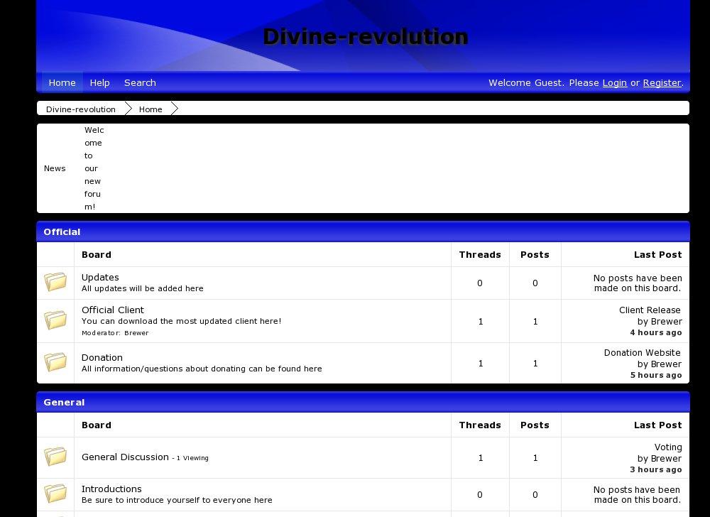 1 osrs server - 3 Ironman modes - raids 1 & 2 - RSPS List -