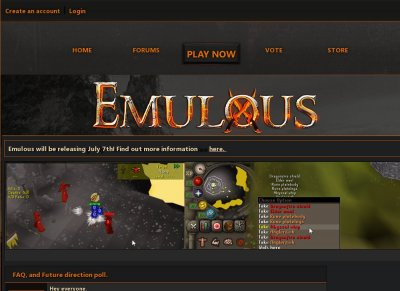 NEW Emulous - The Ultimate OSRS Experience - RSPS List -