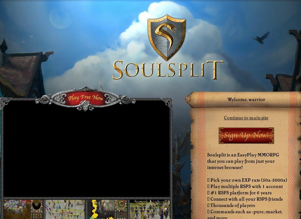 soul split rs